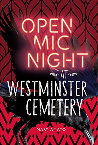 Book cover for Open Mic Night at Westminster Cemetery