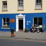 Bogbean Cafe in Roundstone, County Galway, Ireland